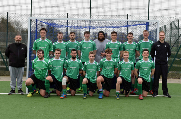 2018 Chesterfield 1st XI